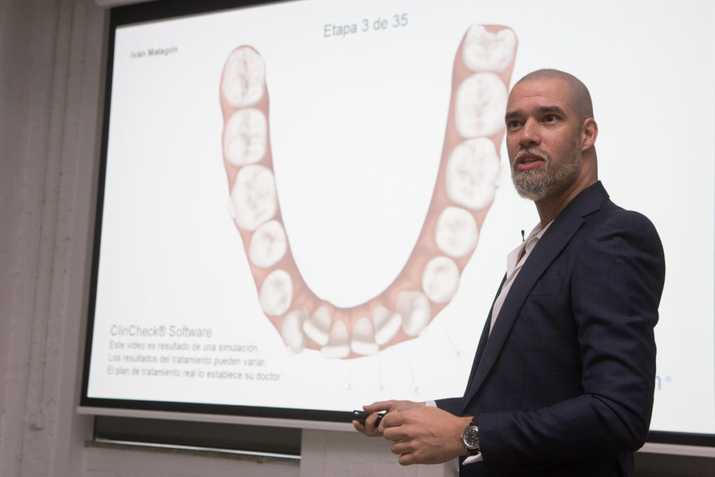 Invisalign – advanced course part 2- dr  Iván Malagón